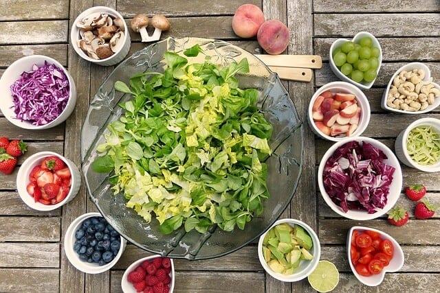 אורח חיים בריא ותזונה נכונה