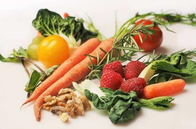 מקפידים על תזונה של ירקות